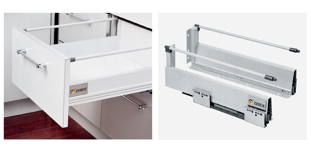 ZD-02  SOFT CLOSING DRAWER SYSTEM