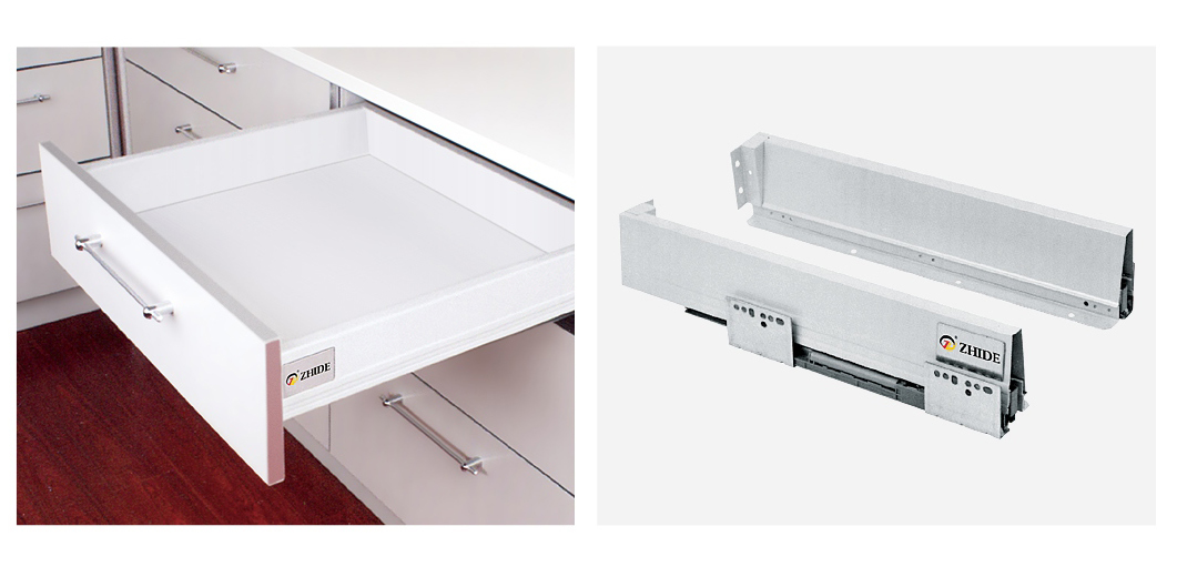 ZD-01  SOFT CLOSING DRAWER SYSTEM